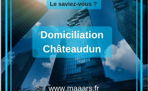 Domiciliation Châteaudun