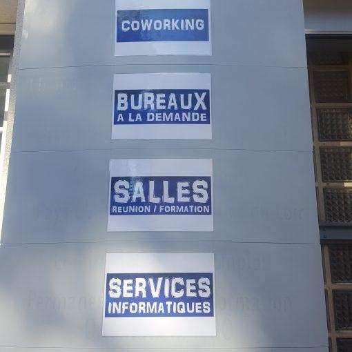 Le Coworking à Châteaudun