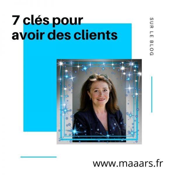 7 clés pour trouver des clients