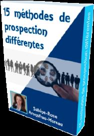 15 méthodes de prospection différentes